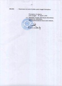 Legalitas MMBC