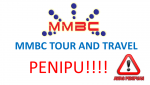 BENARKAH MMBC TOUR AND TRAVEL PENIPU?